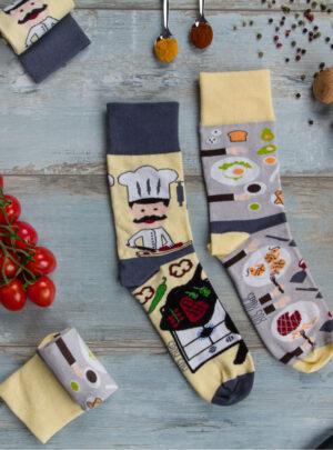 Lustige Koch Socken - Spox Sox