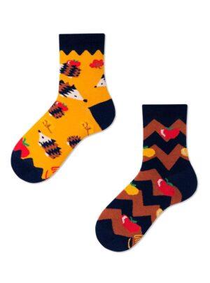 Lustige IGEL Socken Kids