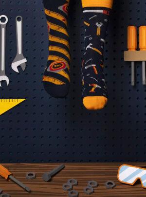 Heimwerkerkoenig Socken