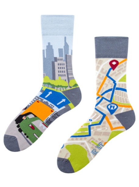 City Tour Socken