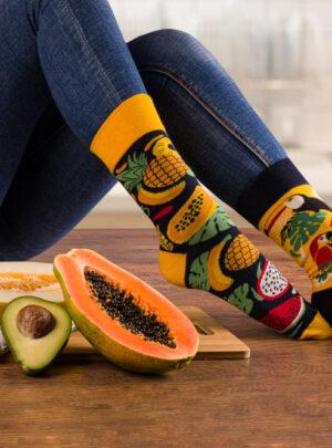 EXOTISCHES PARADIES Socken