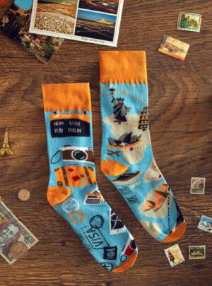 WELTENBUMMLER Socken