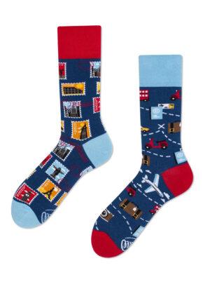OHNE GRENZEN TRAVELER Socken