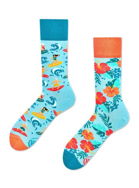 Aloha Vibes MM - bunte Socken