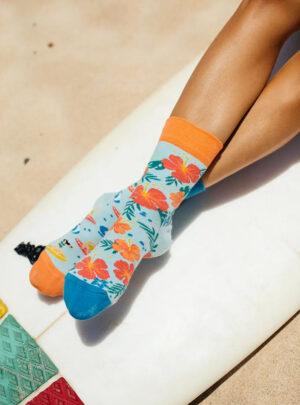 ALOHA VIBES Socken