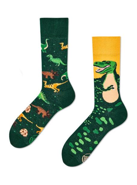 Dinosaurier Socken MM
