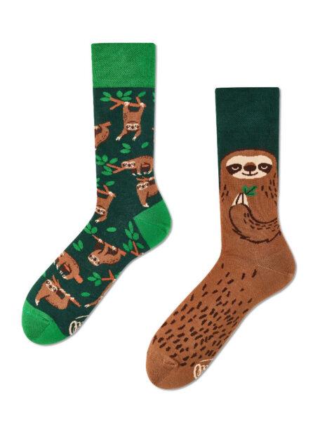 Faultier Socken MM