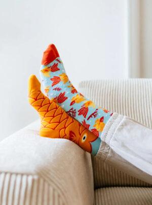 GOLDFISCH Socken