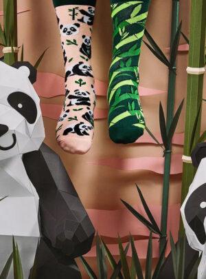 HAPPY PANDA Socken