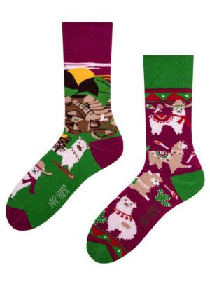MACHU PICCHU LAMA Socken