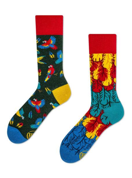 Paradiesvogel Socken MM