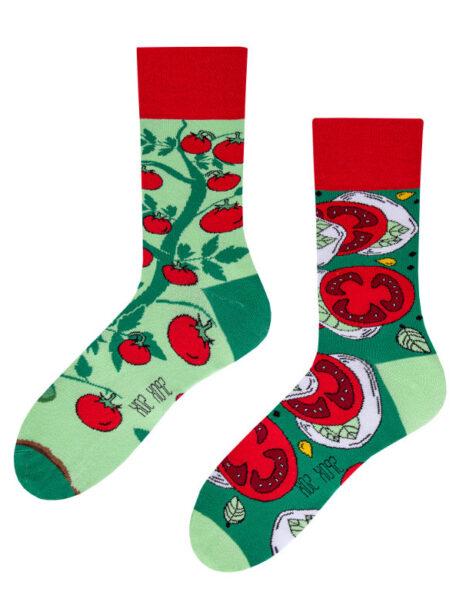 Tomaten Socken - bunte Socken Spox Sox