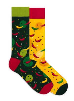 SCHARFE CHILLI Socken