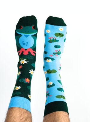 QUAKIGE FROSCH Socken