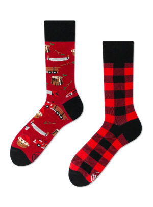 LUMBERJACK LIFE Socken