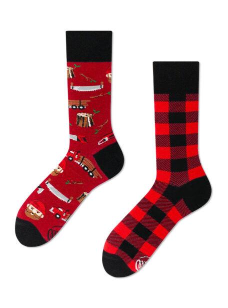 Lumberjack Life Socken MM