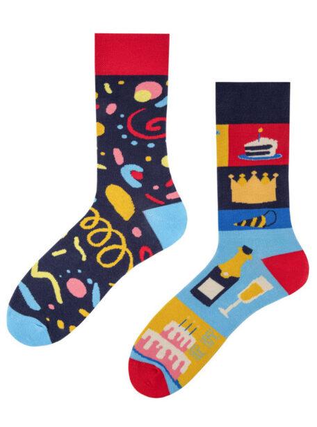 Lustige Party Socken