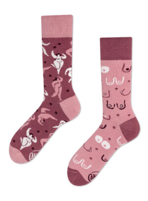 SIMPLY THE BREAST Socken