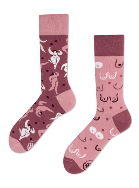 Simply the breast Socken MM
