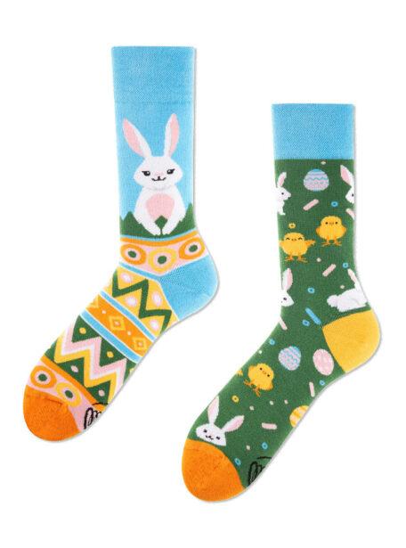 Osterhasen Socken Many Mornings