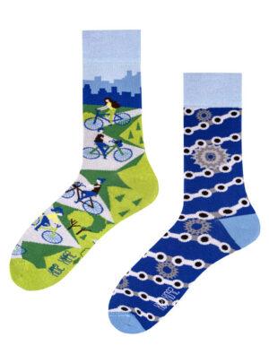 Fahrradliebhaber Socken Spox Sox