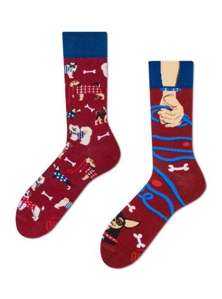 Walkie Doggy Socken